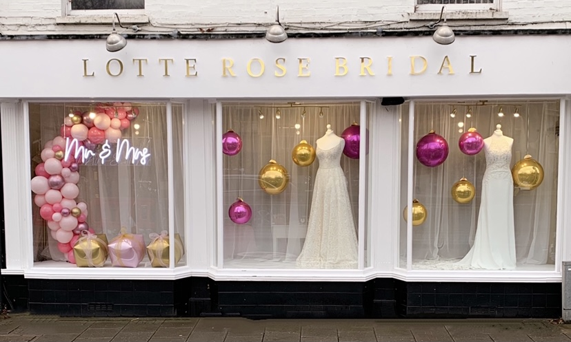 Lotte Rose Bridal, Bedfordshire
