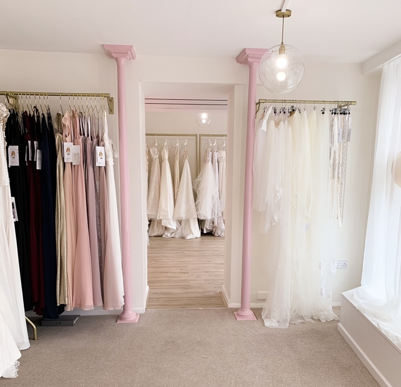 Lotte Rose Bridal. Bedford