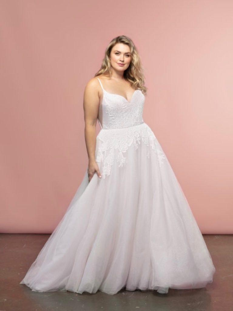 Bedfordshire wedding dress