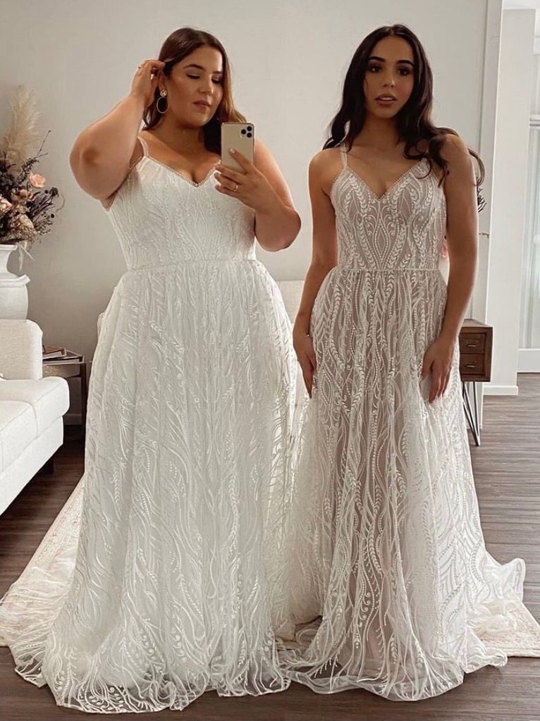 Bedford wedding dress