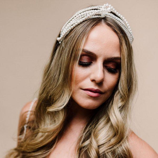 Zephyr Headband - Arianna Tiaras
