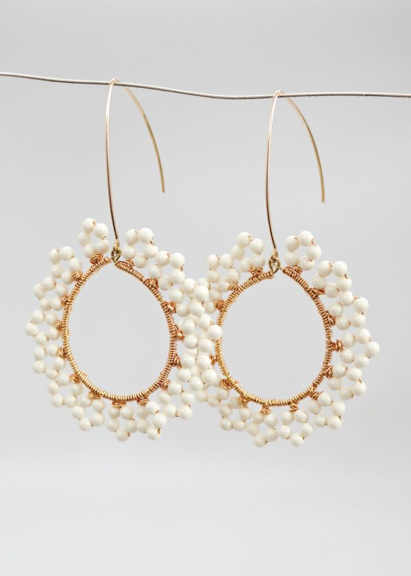 'Anthriscus' Earrings