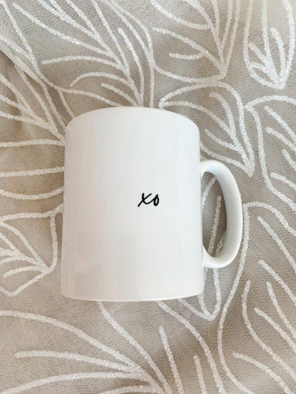 Lotte Rose Bridal Mug