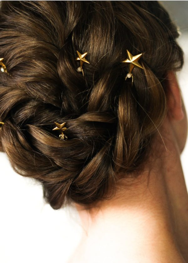 Star Hair Pins