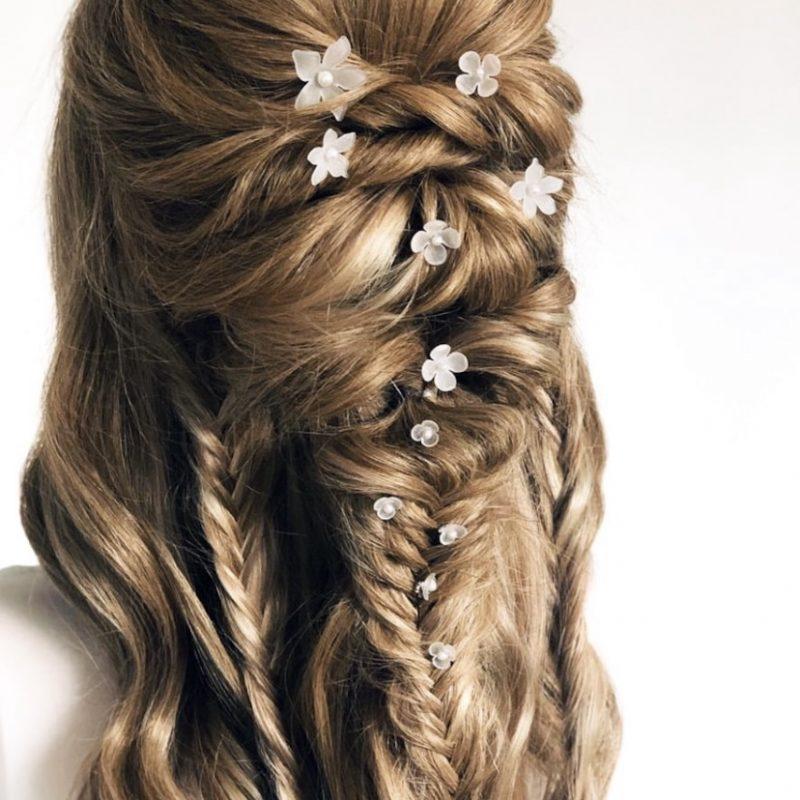 Bloom Hairpins
